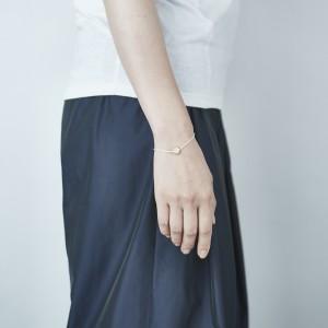 kuiva_bracelet / white